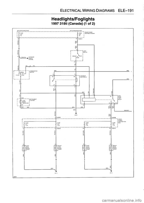 bmw 318ti transmission wiring diagrams wiring diagram