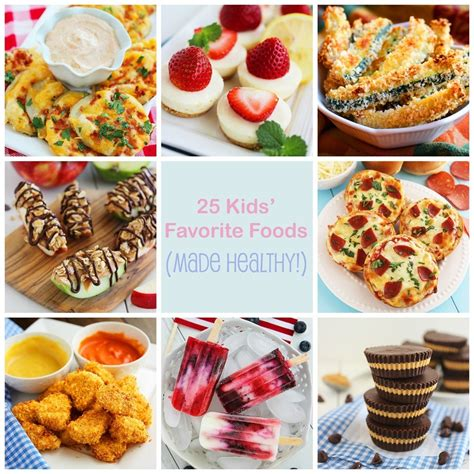 the comfort of cooking 25 kids favorite foods made healthy