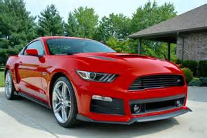2015 ford mustang roush rs2 stage 2 roush supercharged