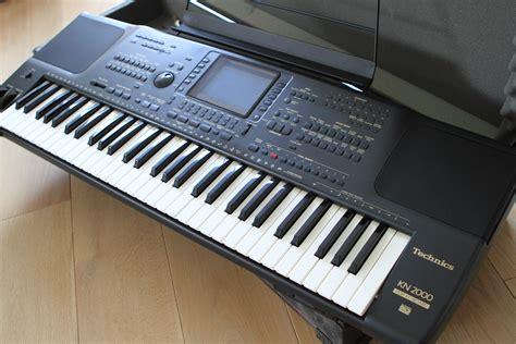Keyboard Technics Kn 2000 kn 2000 technics kn 2000 audiofanzine