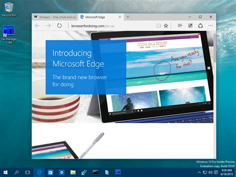 wallpaper windows 10 build 10147 what is new in windows 10 build 10147