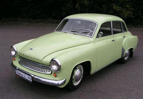 Coupe Idéale by Ida I Wartburg 312 Autostuff Pl