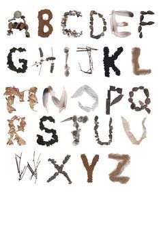 free printable nature alphabet letters photography project find and photograph the alphabet in