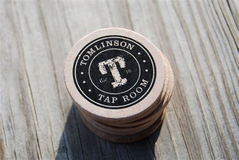 Tomlinson Tap Room by Tomlinson Tap Room Identity Designed