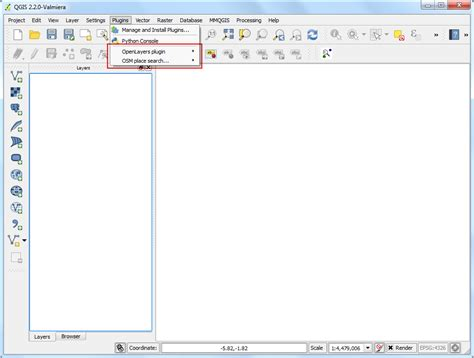 qgis tutorial database searching and downloading openstreetmap data qgis