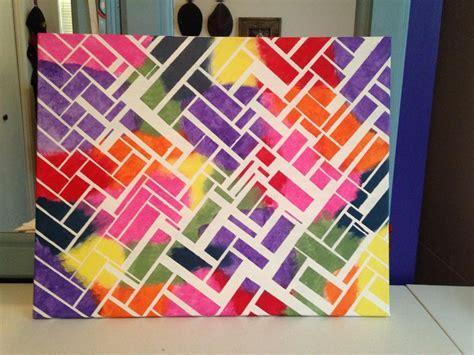 acrylic paint ideas for beginners
