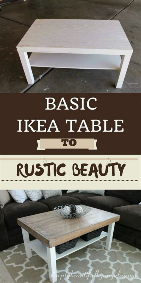simply beautiful by angela ikea lack coffee table hack beautiful coffee and tables on pinterest