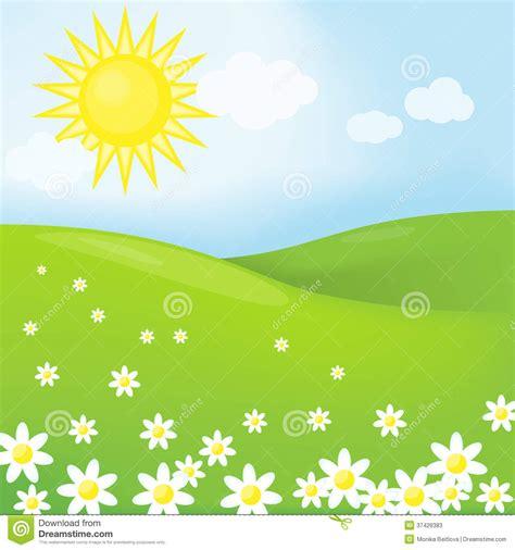 imagenes de miami de dia paisaje soleado de la primavera ilustraci 243 n del vector