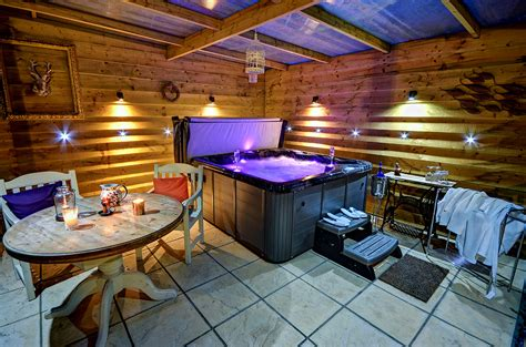 Luxury Cottage Tub by Luxury Suffolk Cottages Friendly