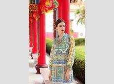 Gul Ahmed Printed Summer Lawn Dresses Collection 2018-2019 Indian Designer Bridal Dresses 2017