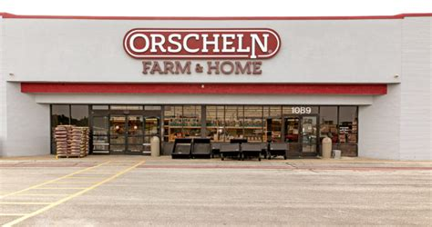 orscheln farm home egan sign egan sign