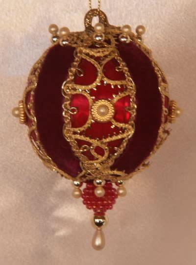 christmas ornaments victorian ornaments wedding favors