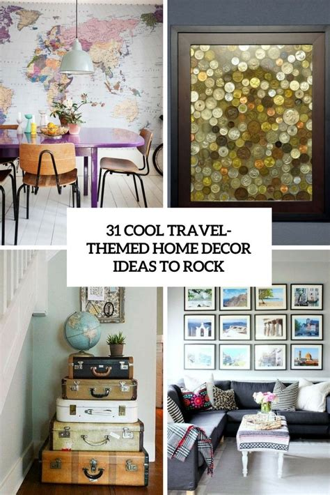 home decor theme travel home decor home design ideas