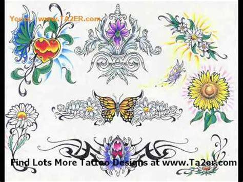 lower back tattoo youtube lower back female tattoo designs youtube