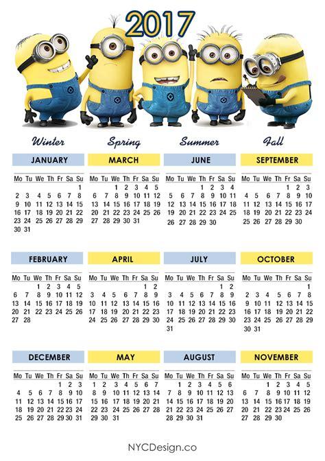 York Web Design Studio York Ny Minions Calendar