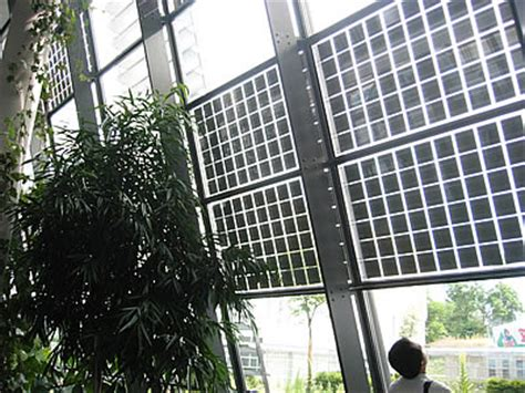 bipv curtain wall hotel solar pv facade solar curtain wall remodeling