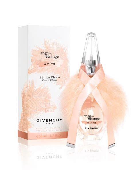 secret edition ange ou le secret feather edition givenchy perfume