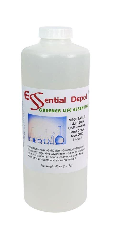 Menthol Food Grade E Liquid glycerin vegetable kosher food grade usp 1 qt based e cig diy juice liquid ebay