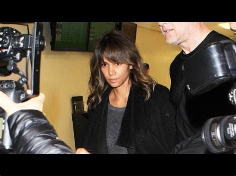 Halle Berry Has A New Dating Strategy by Halle Berry Is Asked If She Has Begun Dating Someone New