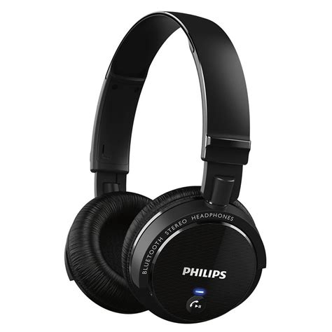 Headset Bluetooth Philips Philips Shb5500 Auriculares Est 233 Reo Bluetooth Auricular