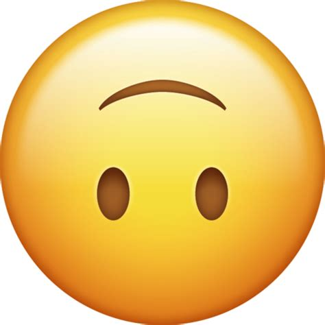 upside  smiling iphone emoji icon  jpg