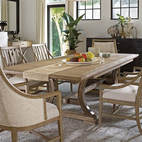 Coastal Kitchen Table by Stanley Coastal Living Resort Shelter Bay Dining Table