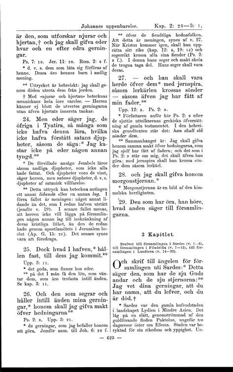 bibeln runeberg 623 bibeln nya testamentet ny 246 fvers 228 ttning med