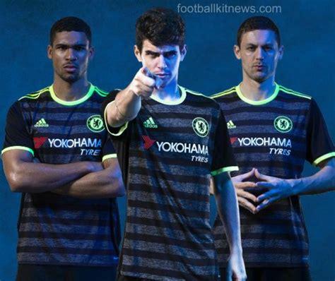 chelsea new kit 2016 17 new chelsea away kit 2016 17 black cfc alternate jersey
