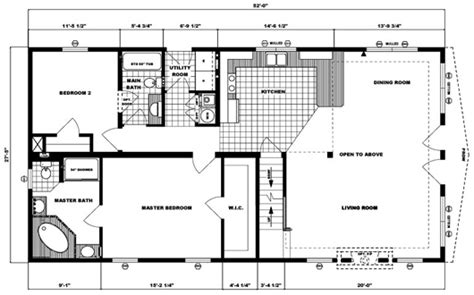 small rectangular house plans simple rectangular house plans home planning ideas 2018