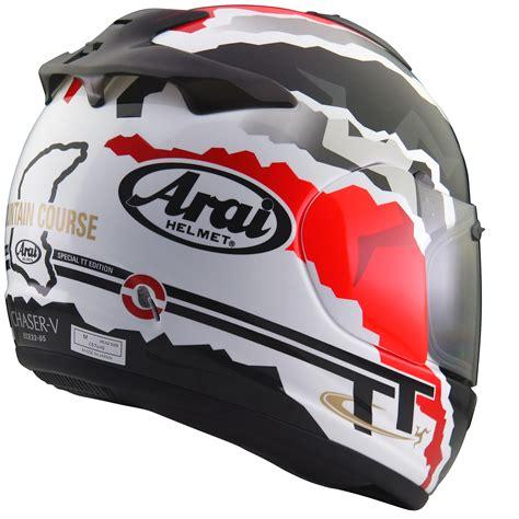 My Moto Arai chaser v doohan tt helmet   Motorcycle
