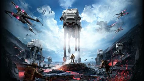 star wars battlefront   game trailer revealed