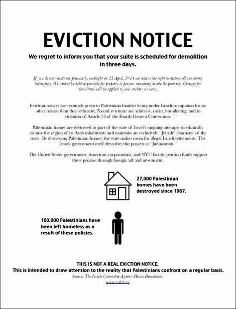 free sle eviction notice louisiana 4 eviction notice sle sletemplatess