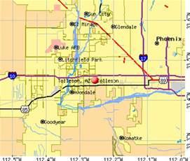 tolleson arizona az 85353 profile population maps