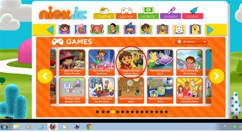 nick jr preschool games the gallery for gt nick jr playtime website