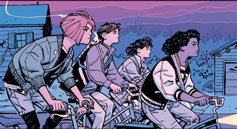 paper girls n 10 paper girls uncanny x men mirror four eyes reviews hearts of fire god hates geeks