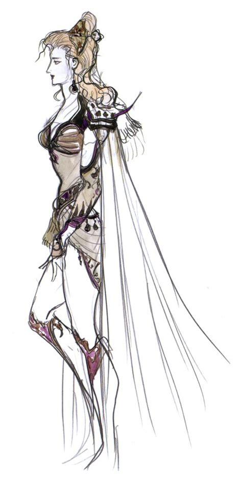 ローザ ファレル 162cm ファイナルファンタジーシリーズ女性キャラクターの身長まとめ final