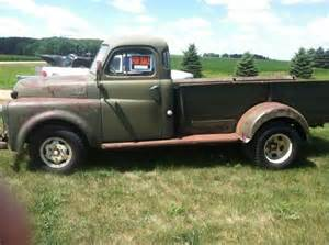 find new 1951 dodge truck 1 ton dually in