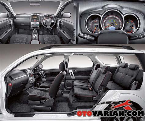 Interior Toyota Terbaru by Spesifikasi Dan Harga Mobil Toyota Baru Di Indonesia