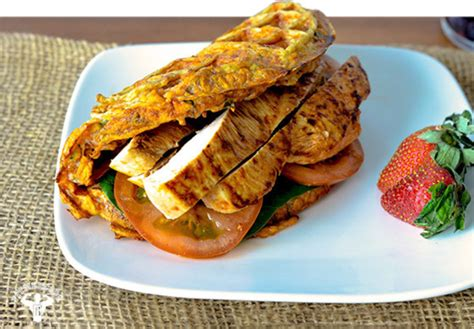 the best chicken and waffles recipe healthy breakfast recipe chicken and waffle sandwich