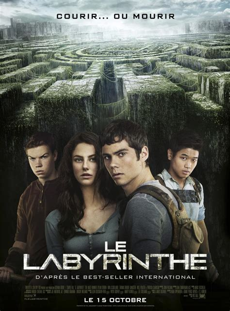 jadwal film xxi maze runner le labyrinthe l affiche officielle du film octobre melty