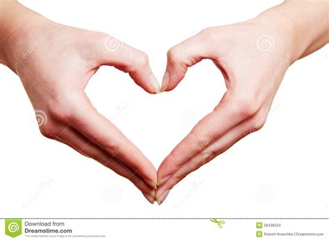 images of love hands together two hands forming heart in love stock images image 28438224