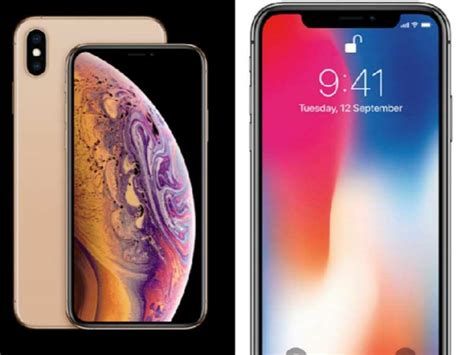 apple iphone xs vs apple iphone x what you need to mobiles news gadgets now