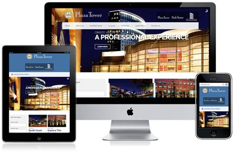 architect website design 187 responsive design mobile usability