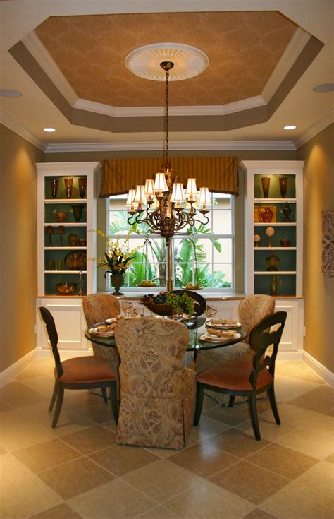 dining room coffered ceiling object moved