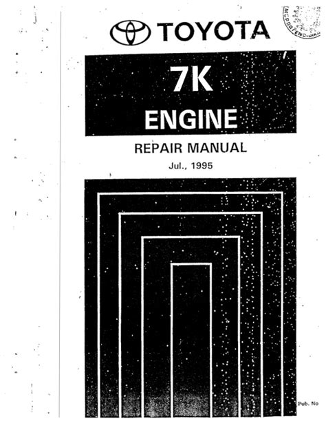service manual how it works cars 1995 toyota 4runner lane departure warning service manual toyota 7 k engine repair manual 2