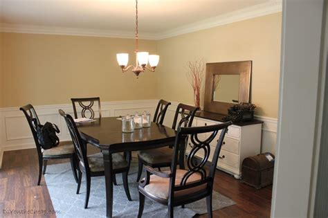dining room makeovers dining room makeover erin spain