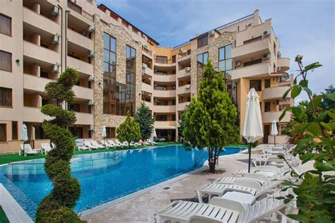 Paradise Appartments by Emerald Paradise Apartments Bulgaria