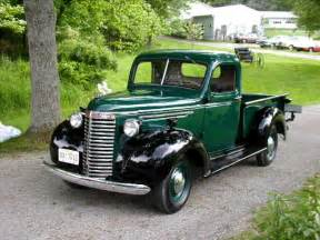 1940 chevrolet half ton up truck collection