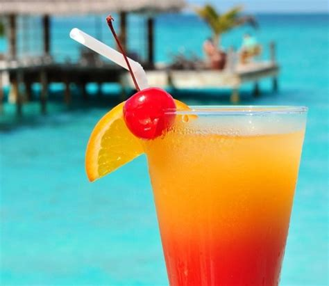 cocktail drinks on the beach on the beach cocktail recipe find more recipes