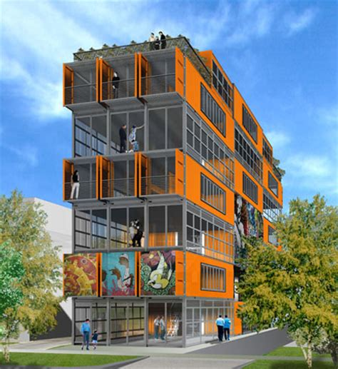 storage container apartments like it or not shipping container homes are coming to a